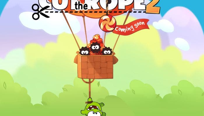 ZeptoLab presenta Cut the Rope 2
