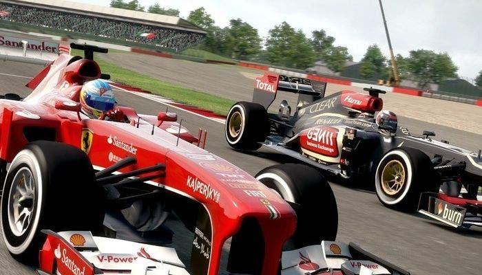 F1 2013 llegará a OS X en Diciembre