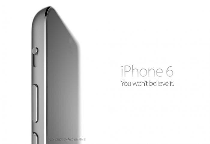 Botones laterales del iPhone 6