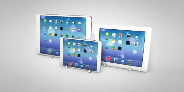 Comparación iPad Pro con iPad de última generación