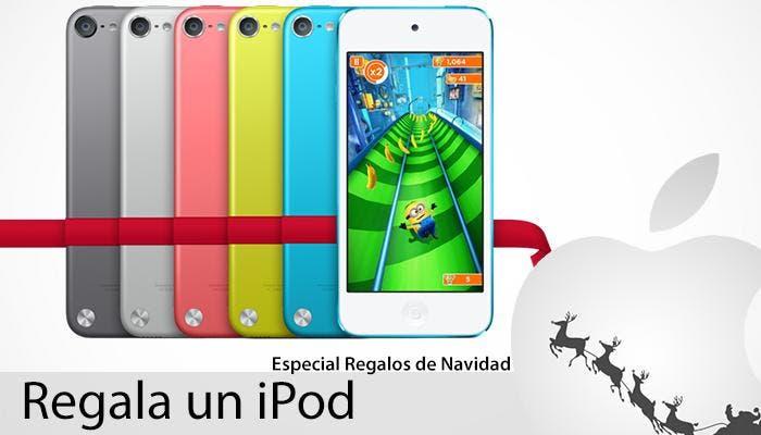 Especial compras de Navidad: iPod