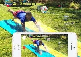 Slow Motion iPhone 5S