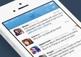Aplicación oficial de Twitter para iPhone