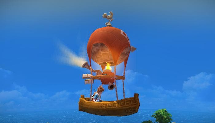 Como llegar a la isla del cielo