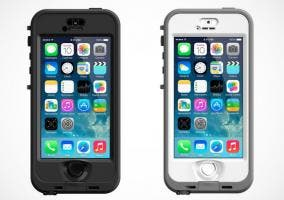 Funda sumergible compatible con Touch ID