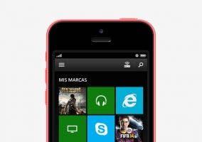 Aplicación de Xbox One SmartGlass