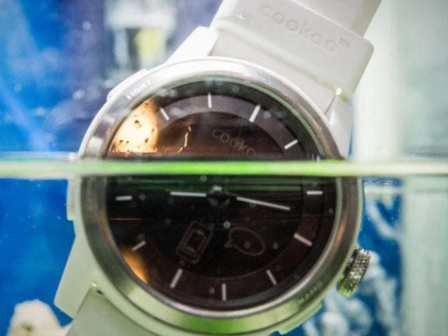 Cookoo Watch, un reloj conectado a tu iPhone