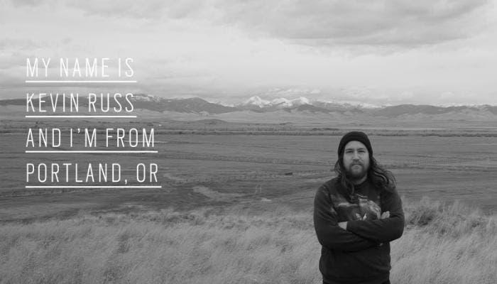 Fotografo de viaje Kevin Russ