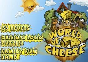 Juego el mundo del queso