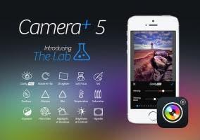 Nueva versión de Camera+ para iPhone