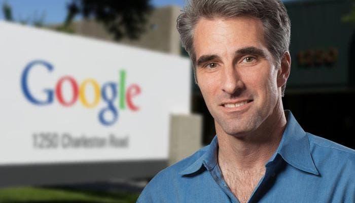 Craig Federighi ficha por Google