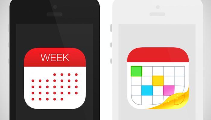 Comparativa Week Calendar con Fantastical