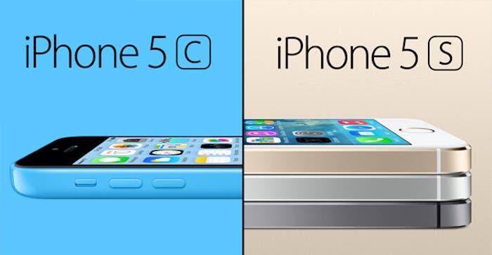 iPhone 5-s-c