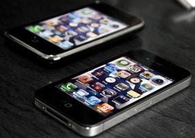 Soporte de los iPhone