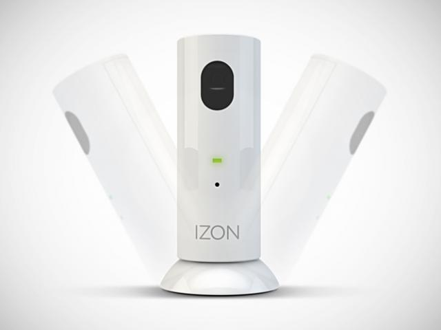 iZON Camera, un sistema de cámara inalámbrica