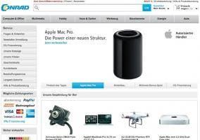 Mac Pro disponible el 16 de diciembre