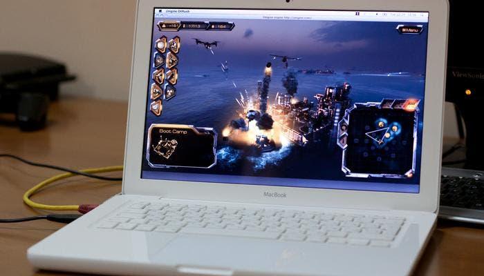 Desarrollo juego MacBook
