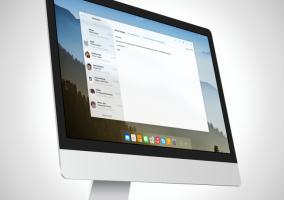 Concepto de OS X inspirado en iOS 7