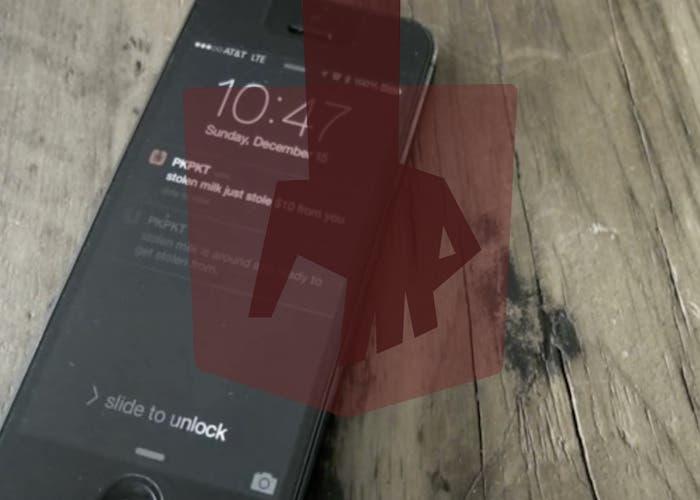 Conviértete en un ladrón por Bluetooth con PKPKT