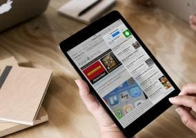 Lista de lectura iPad