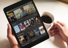 IMDB para iPad iOS 7