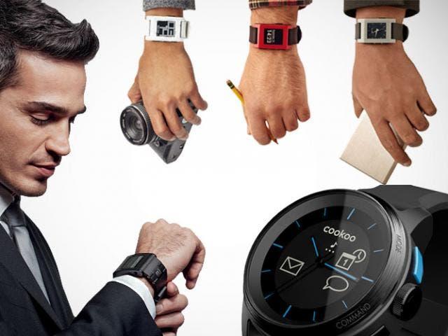 Cinco relojes que se sincronizan con tu iPhone