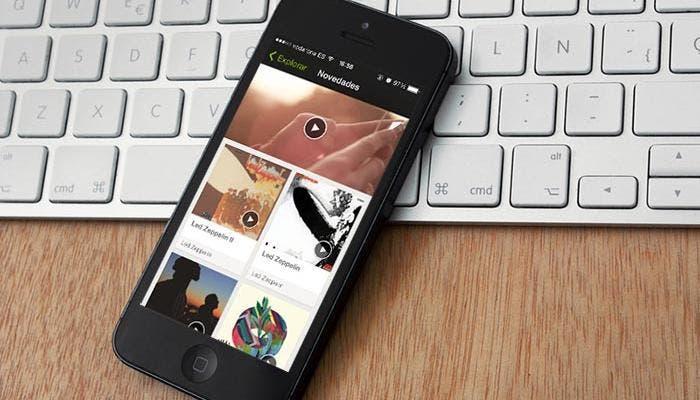 Se vuelve gratis Spotify para iPhone