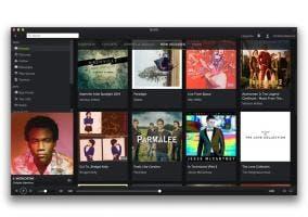 Actualización de Spotify para OS X