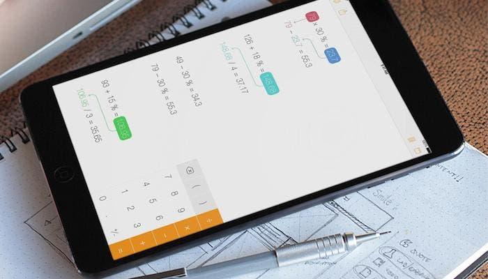 Una calculadora diferente para iOS