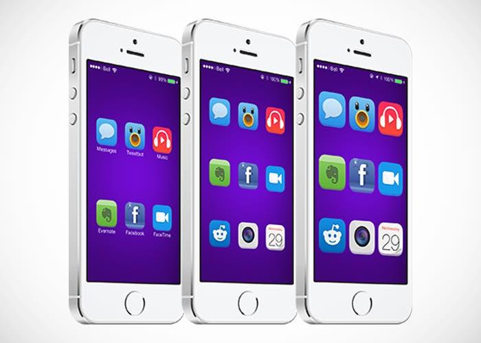 AppBox en iOS 7