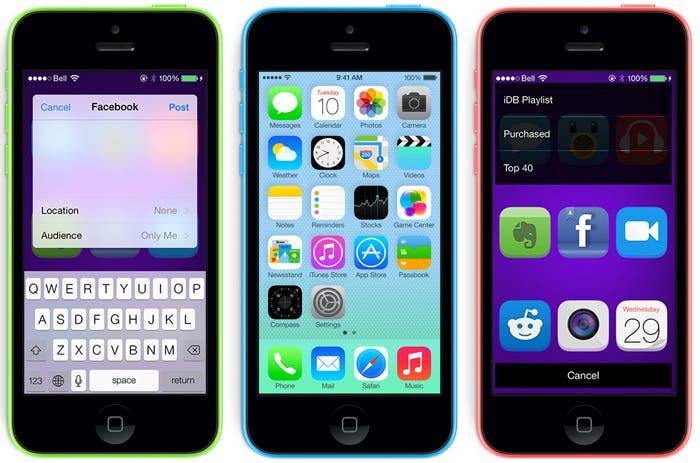 AppBox iPhone 5c