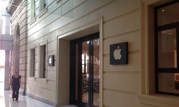 Fotos filtradas de la nueva Apple Store de Brisbane