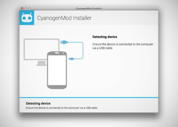 CyanogenMod Installer OS X