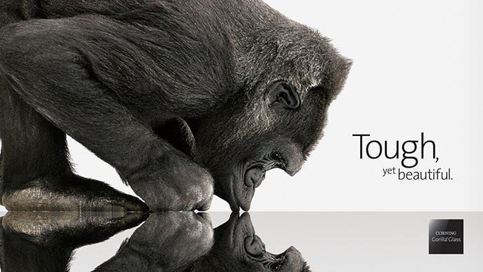 Imagen promocional Gorilla Glass 3D