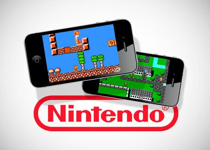 Nintendo games on the Apple platform