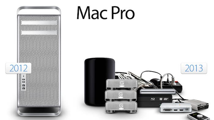 El problema de almacenamiento del Mac Pro
