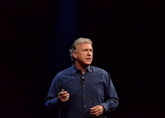 Phil Schiller keynote