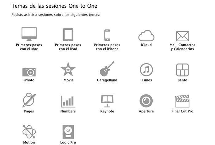 Servicio One to One