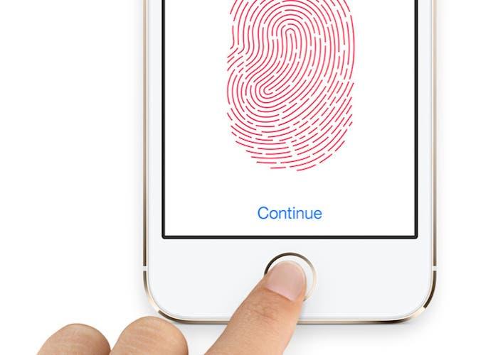Sensor Touch ID
