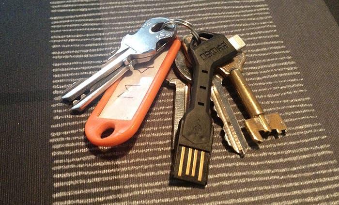 Llavero accesorio Chargekey