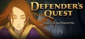Header of Defender's Quest