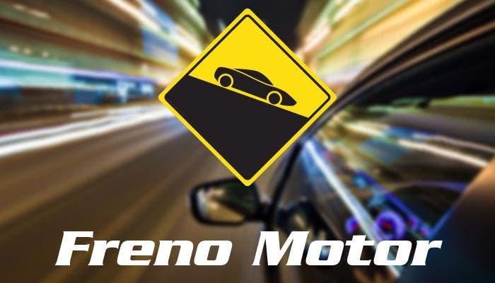 Logotipo de Freno Motor