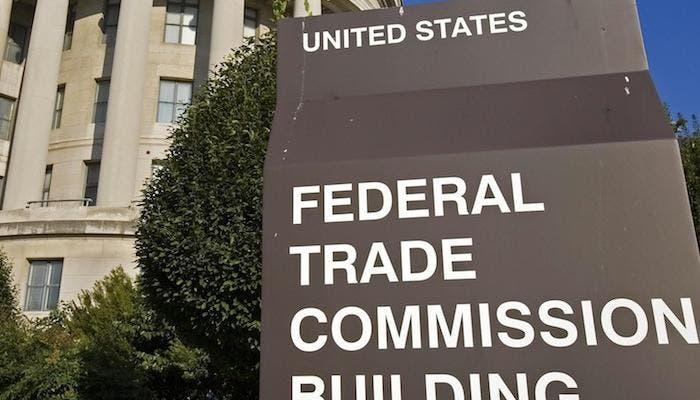 El edificio de la FTC