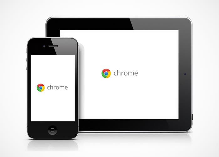 Google Chrome para iPhone y iPad