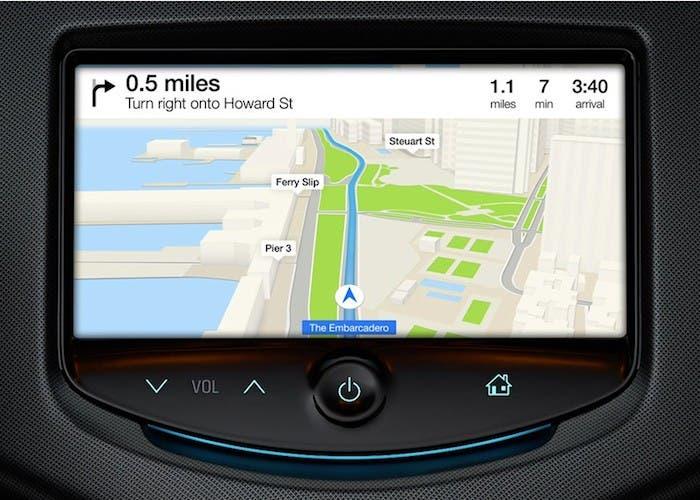 iOS en el coche preview