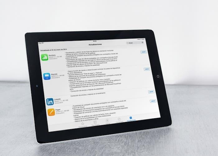 iWork 2.1 iOS