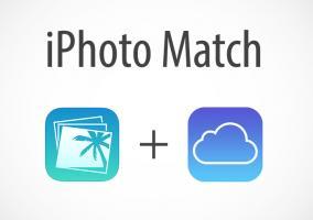 Servicio de almacenamiento de fotografías iPhoto
