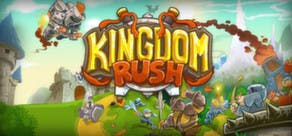 Header of Kingdom Rush para Steam