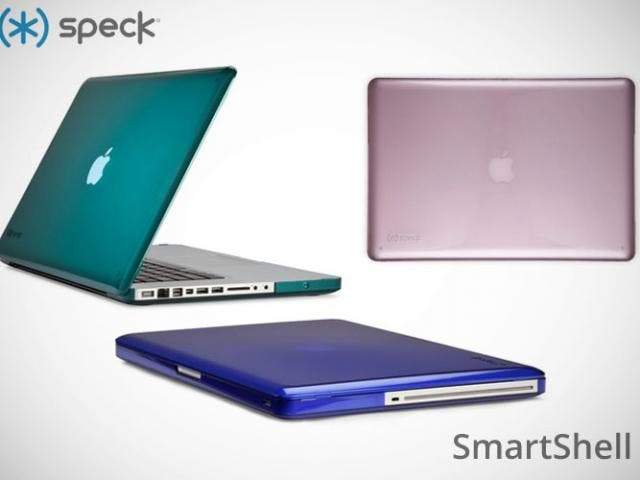 SmartShell, fundas para tu MacBook