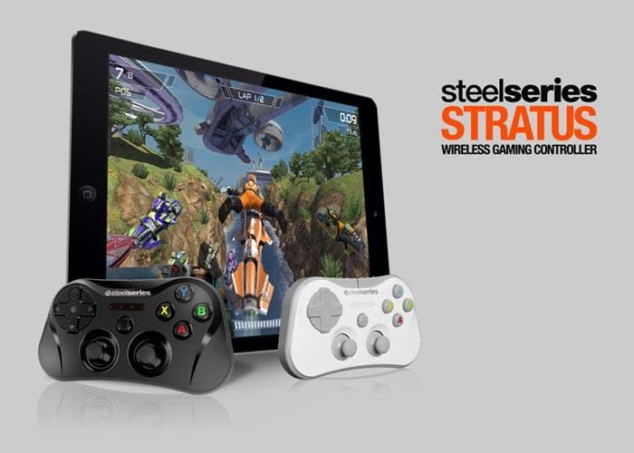 Mando para iOS 7 de SteelSeries